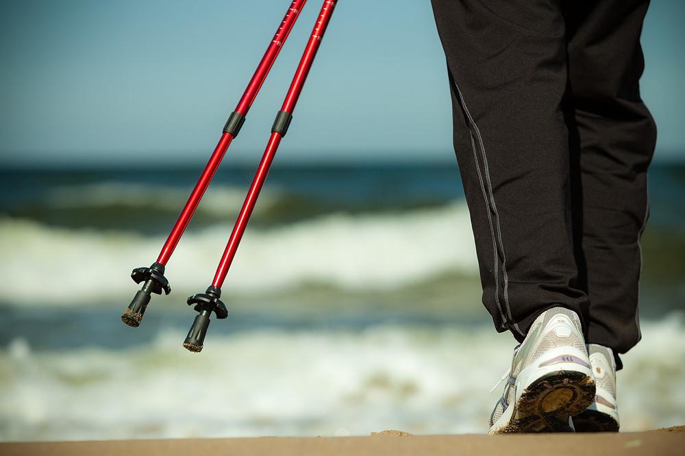 Laufinstinkt - Nordic Walking Kurs 1