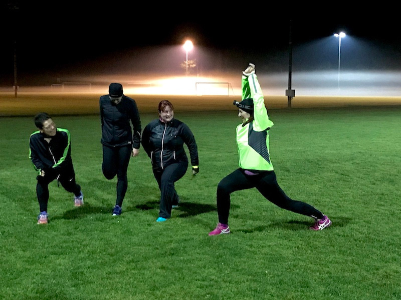 Laufinstinkt+® Therapie und Training - Hybrid-Trainees Da Ponte - HALBZEIT!
