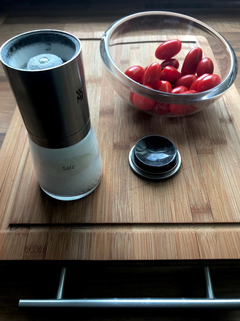Laufinstinkt+® Schwaben Augsburg - Ernährungstraining - Salz = Salz ? - Bild 4