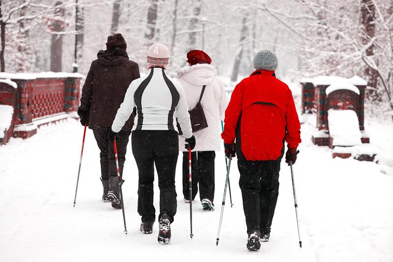 Laufinstinkt - Nordic Walking Kurs 4