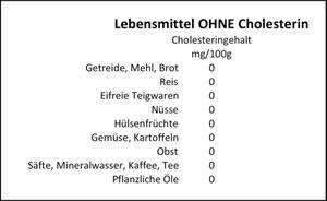 Laufinstinkt+ Cholesterinbewusst ernähren F