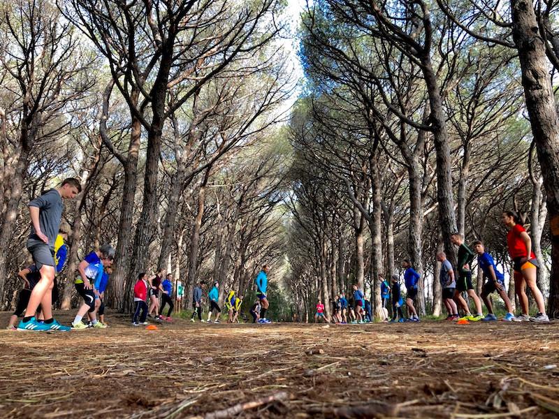 Laufinstinkt+ Trainingslager Toscana 2018 Bild 1