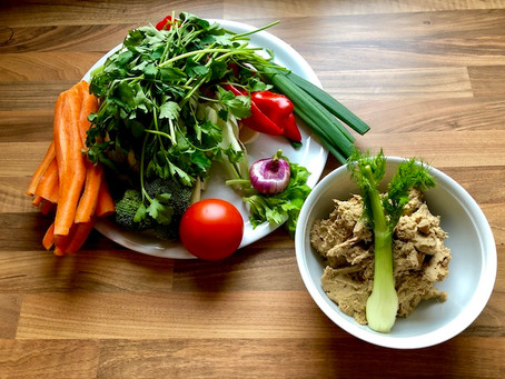 WIE SICH MEDIZINER ERNÄHREN | Ernährungstraining, Kräuterpädagogik