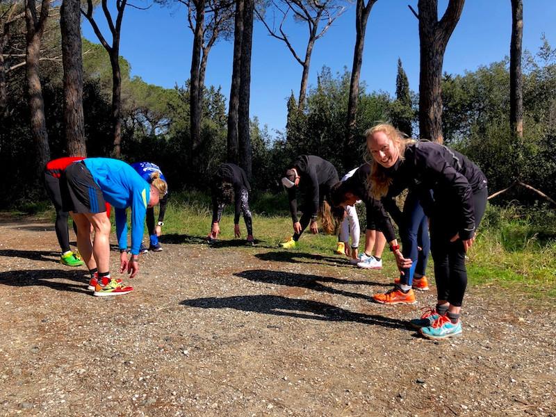 Laufinstinkt+ Trainingslager Toscana 2018 Bild 9