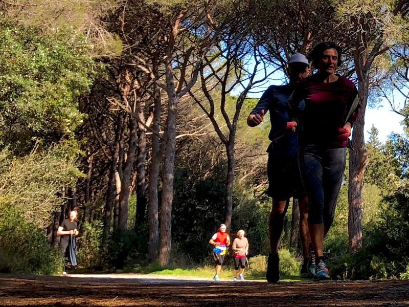 Laufinstinkt+ Trainingslager Toscana 2018 Bild 7