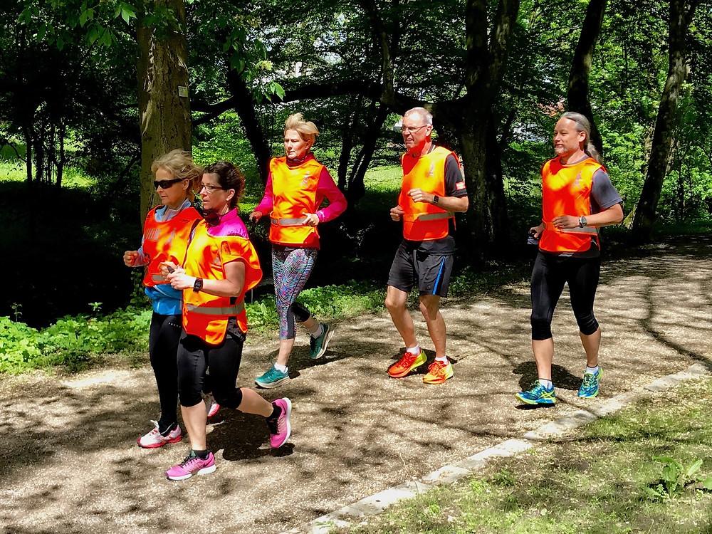 Laufinstinkt+® Augsburg - Blind-Jogging Bild 3