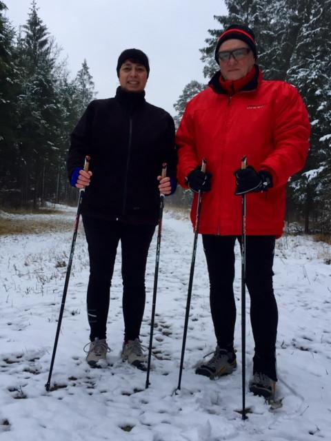 Laufinstinkt Nordic Walking März 2016 D