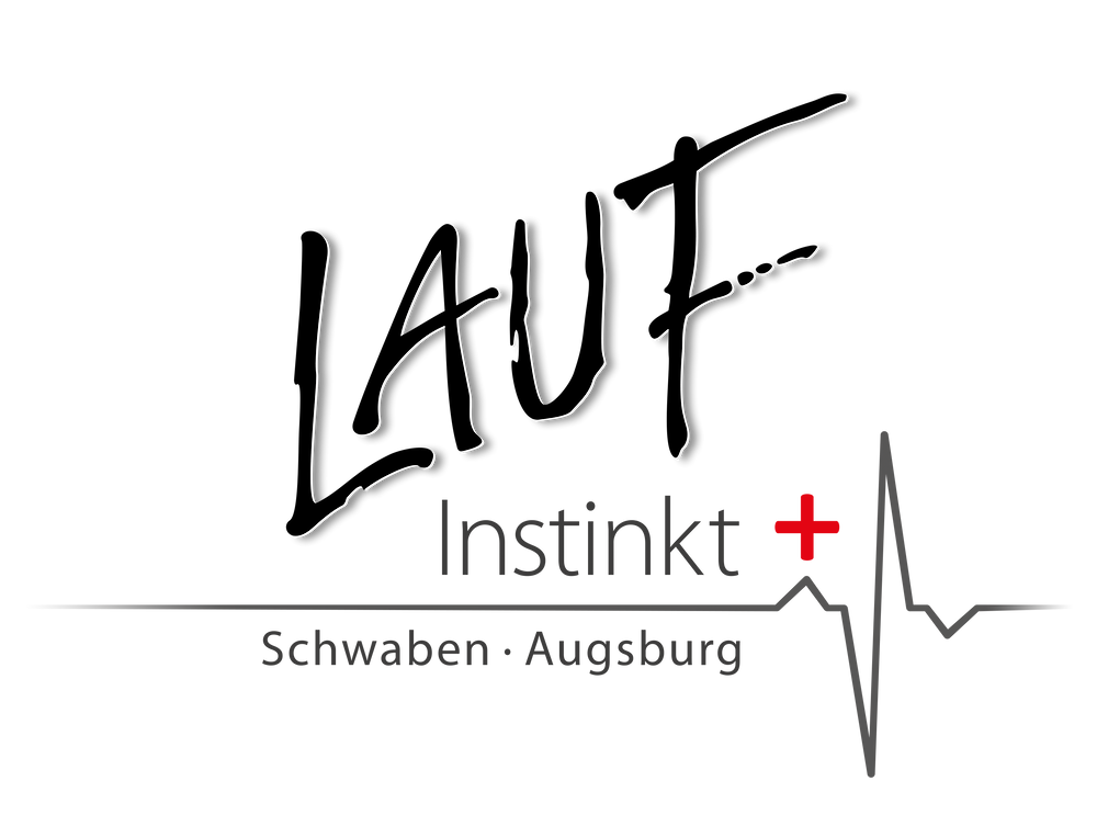 Laufinstinkt Schwaben Augsburg Logo.