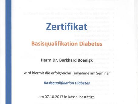 FACHTRAINER DIABETES - BASIS | Lauftherapie, Laufkurse, Lauftechnik