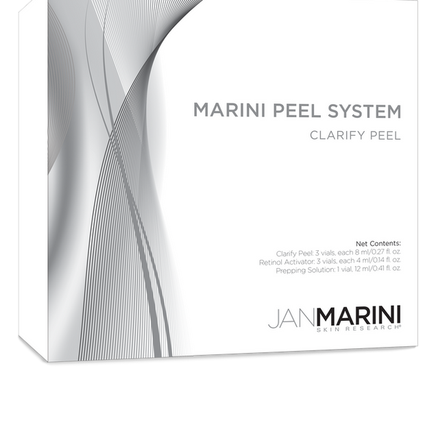 Marini Clarying Peel 1/$160 or 3/$445