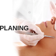 Dermaplaning with LED Light Treatment $83