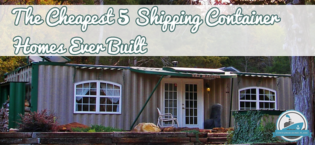 How Much Does It Cost To Build A Container Home Awesome: cost to build a house in utah