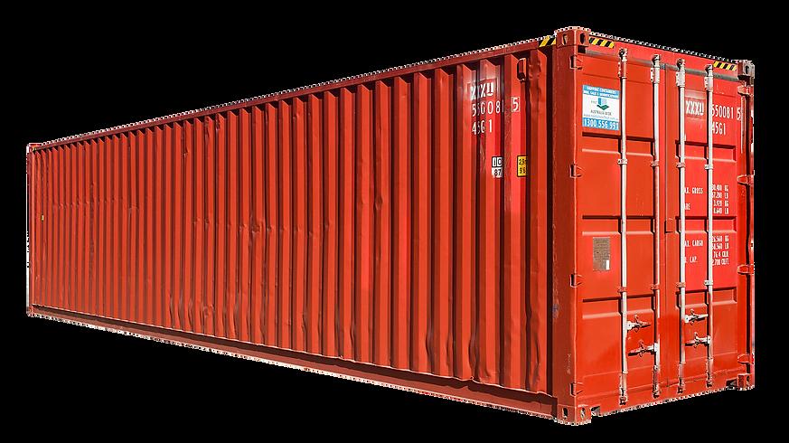 40'HC Container