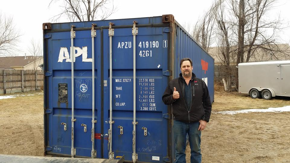 Shipping Container NY
