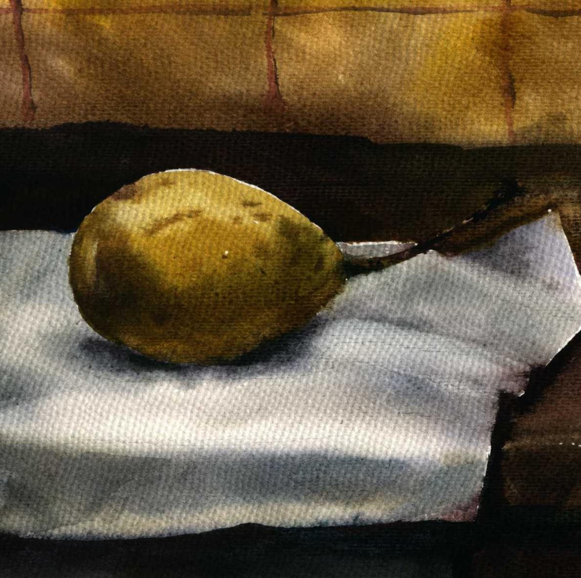 Предметы 3 (Акварель/Watercolor)