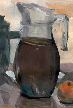 Предметы 25 (Акварель/Watercolor)
