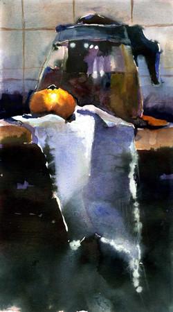 Предметы 8 (Акварель/Watercolor)