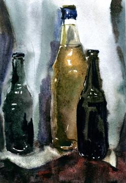 Предметы 15 (Акварель/Watercolor)