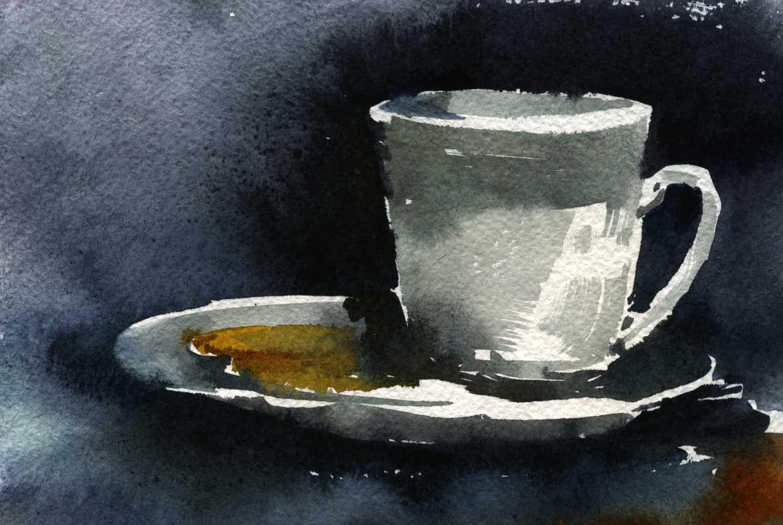 Предметы 19 (Акварель/Watercolor)