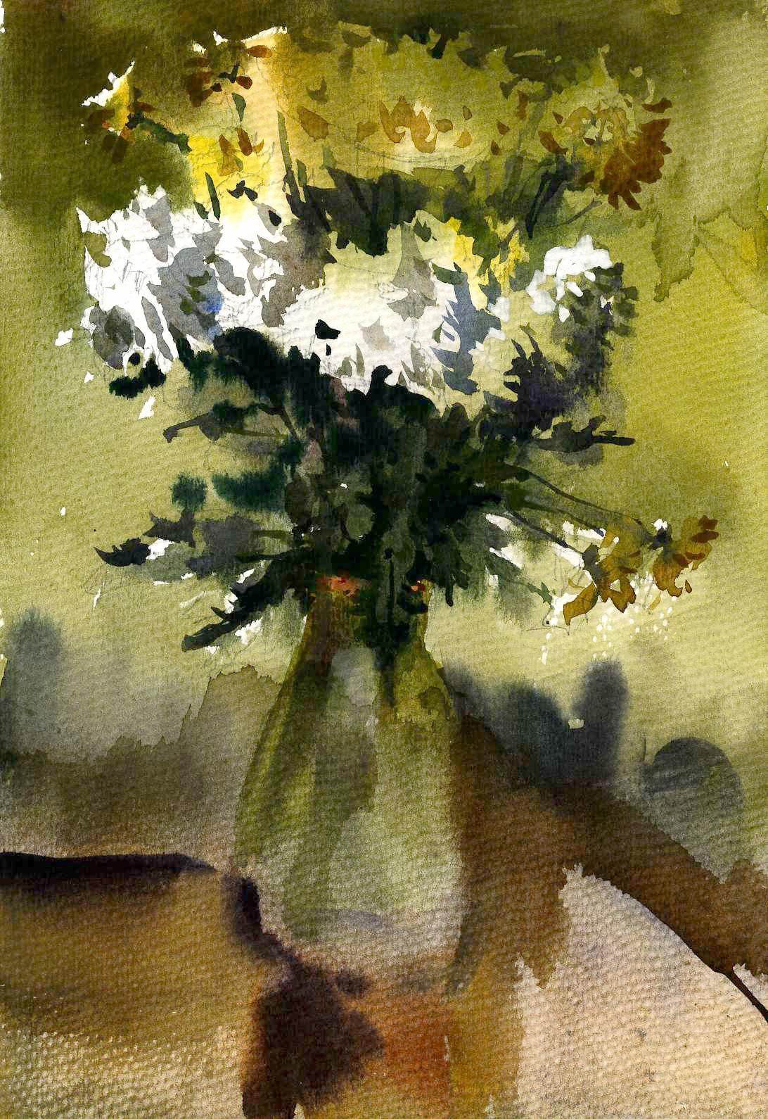 Предметы 11 (Акварель/Watercolor)