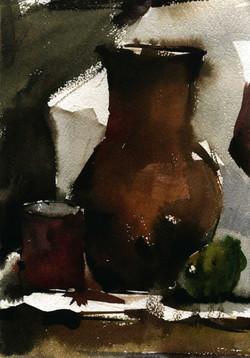 Предметы 7 (Акварель/Watercolor)