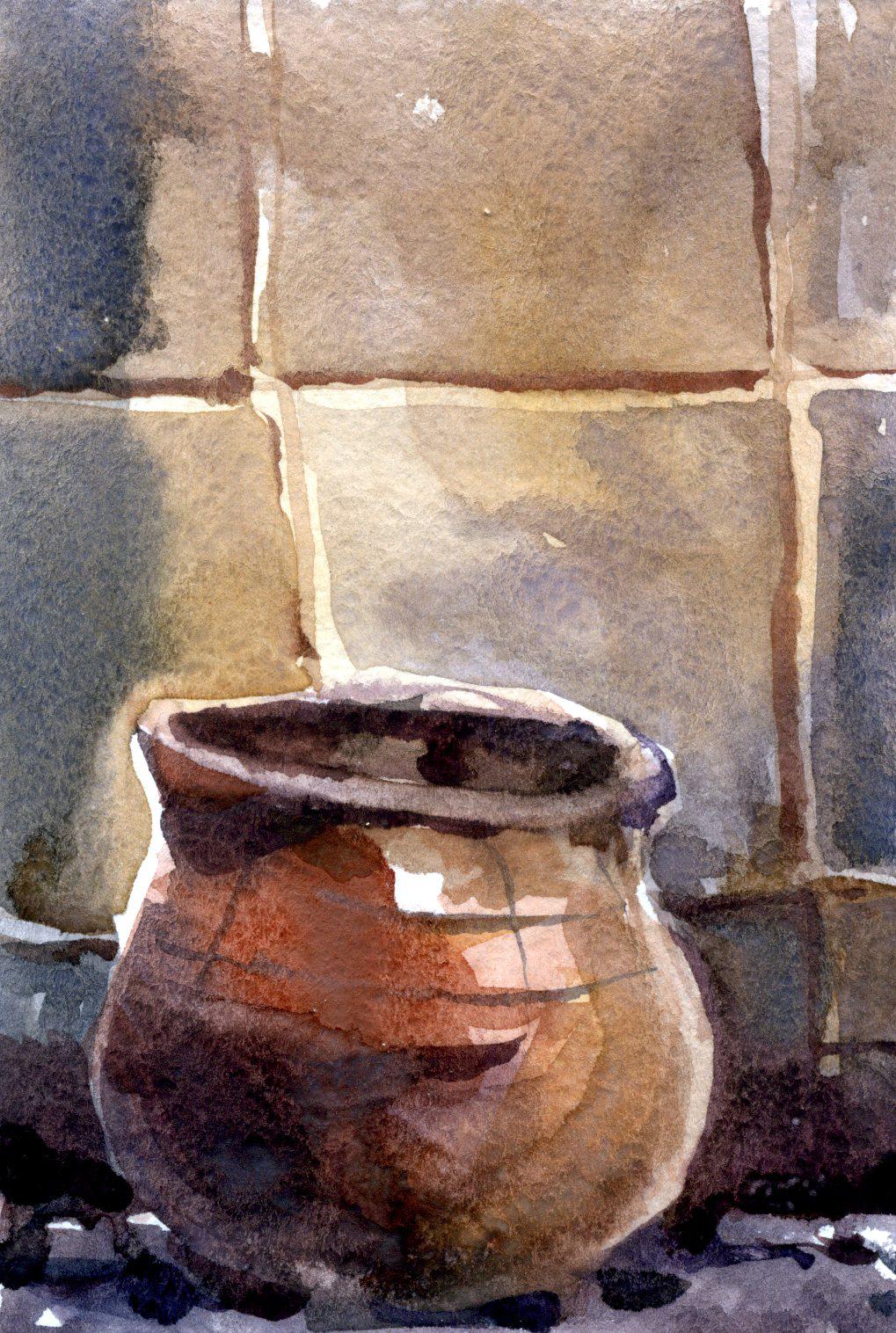 Предметы 29 (Акварель/Watercolor)