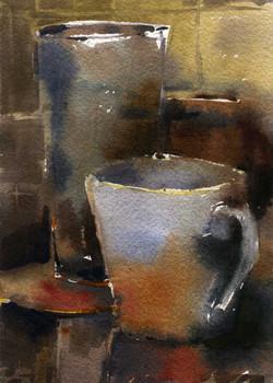 Предметы 17 (Акварель/Watercolor)