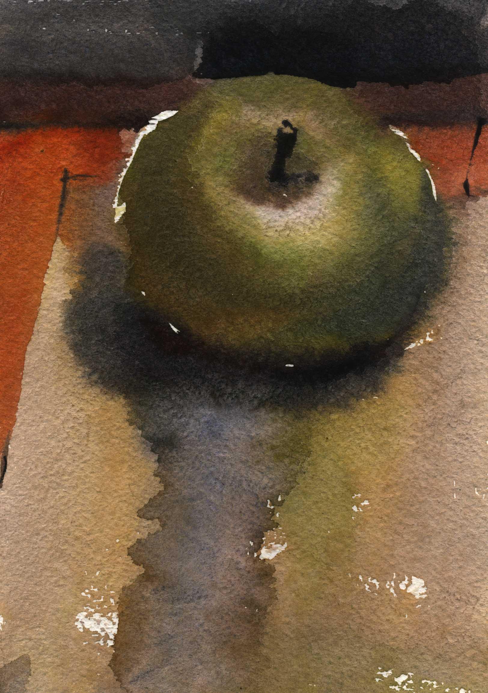 Предметы 10 (Акварель/Watercolor)