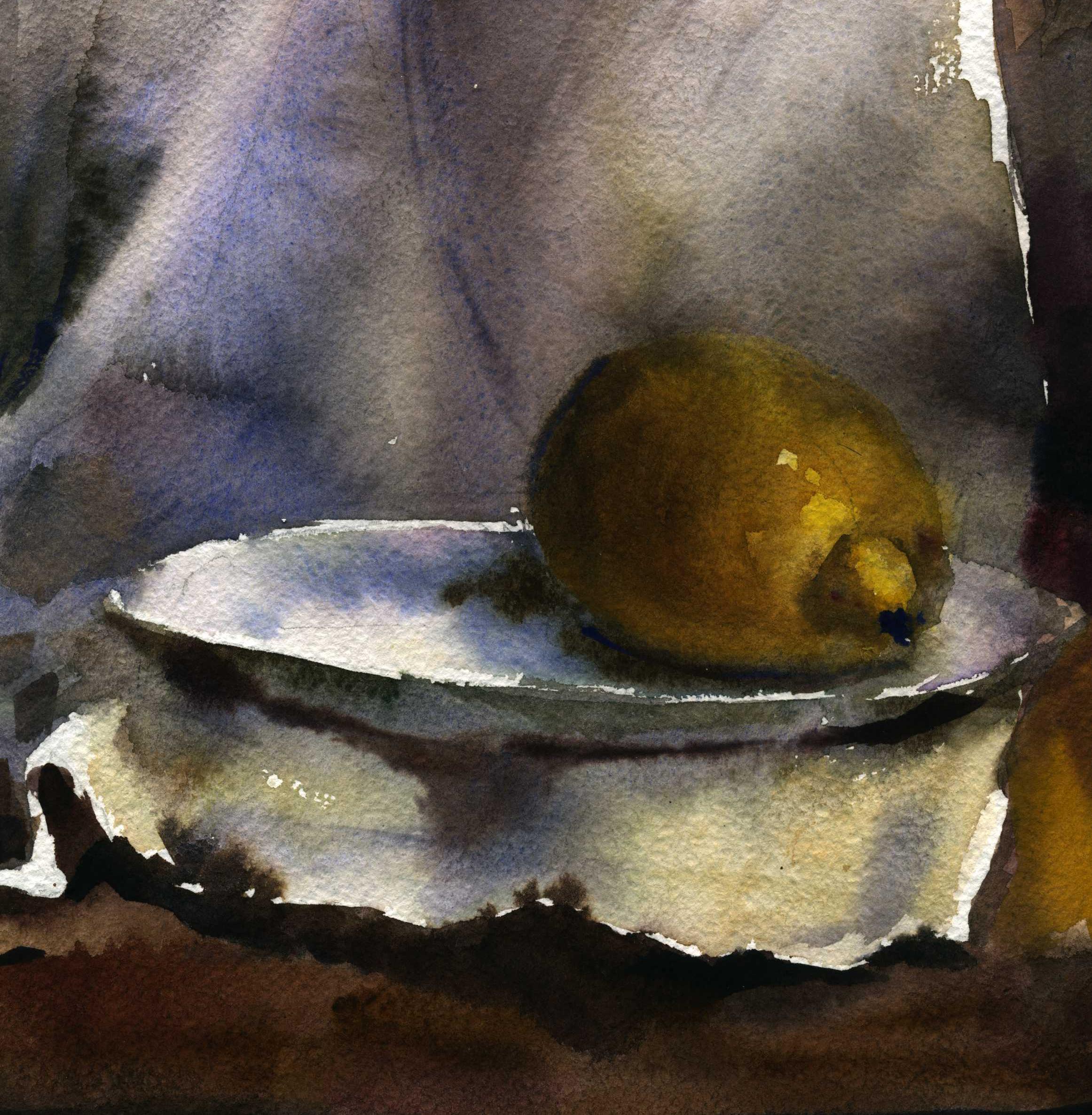 Предметы 12 (Акварель/Watercolor)