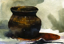 Предметы 18 (Акварель/Watercolor)