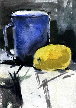 Предметы 4 (Акварель/Watercolor)