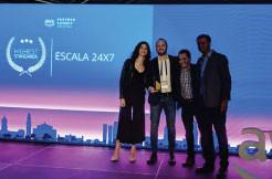 Escala 24x7 ganadora en AWS Partner Summit 2018 Argentina