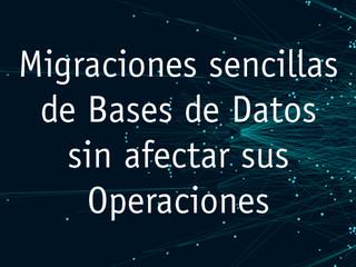 ¿Cómo migrar sus bases de datos a la nube de AWS de manera fácil, segura, práctica, y económica?