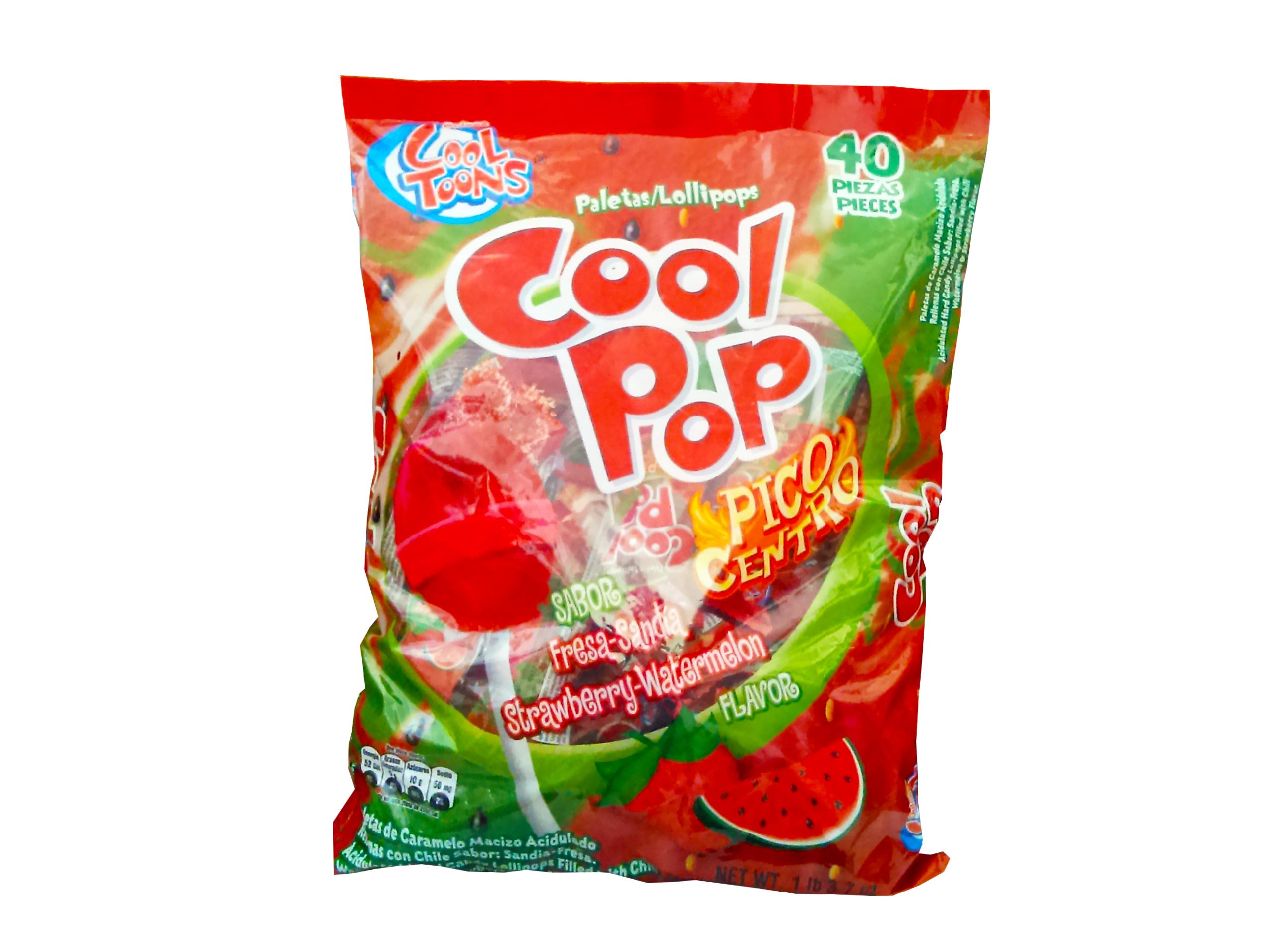 PALETA COOL POP
