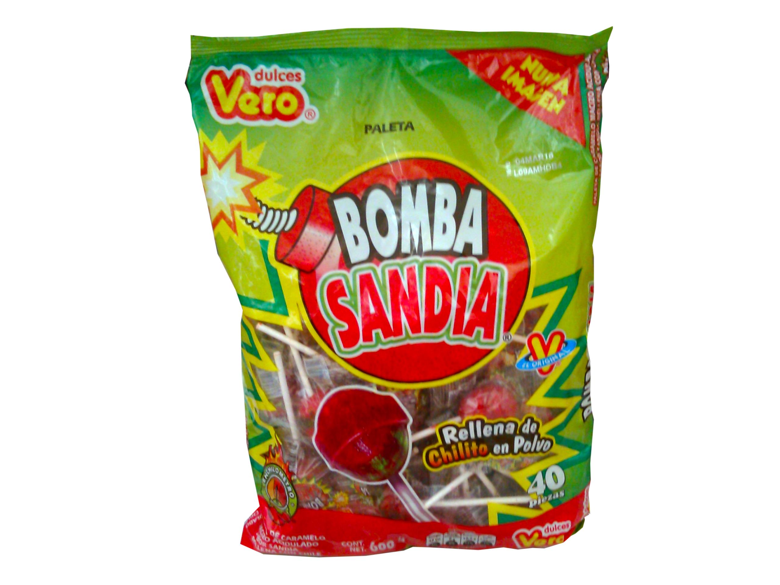 VERO  BOMBA SANDIA
