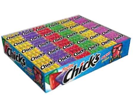 BA02 CHICKS SURTIDO