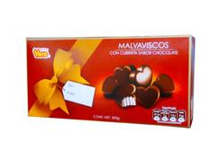 VERO  CORAZON CON CHOCOLATE