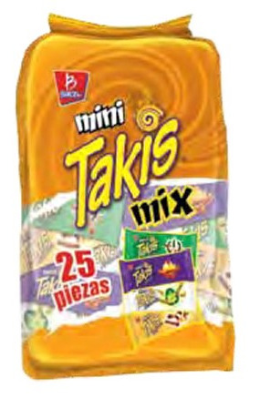 BA78 MINI TAKIS MIX