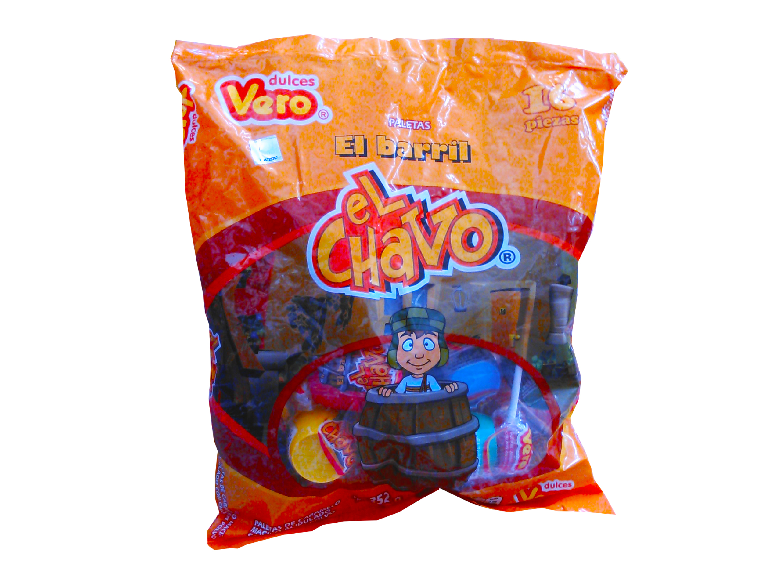 VERO  BARRIL DEL CHAVO
