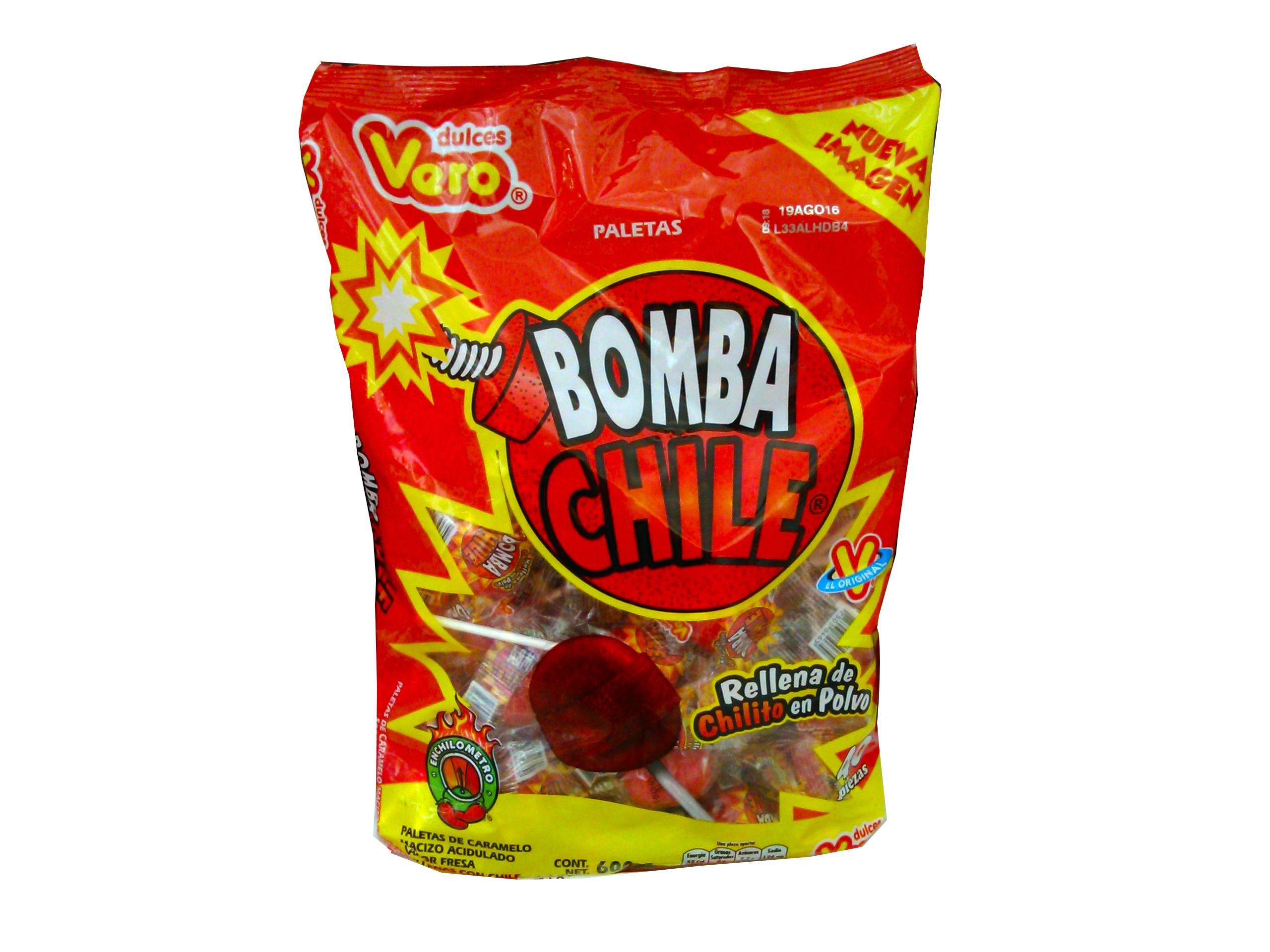 VERO  BOMBA DE CHILE