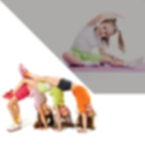 Детский фитнес клуб