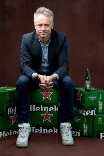 Floris Cobelens, Marketing Director at Heineken