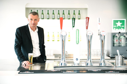 Soren Hagh, CEO Heineken Italia