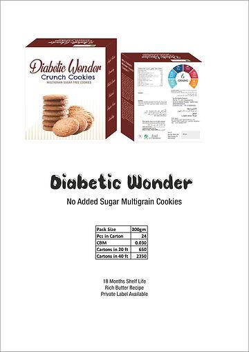 Diabetic Wonder