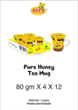 Pure Honey Tea Mug