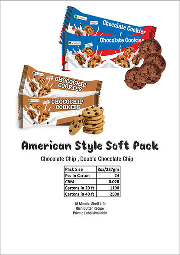 American Style Soft Pack