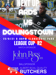 Ards v Dollingstown Match Preview