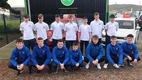 U16s Progress In League Cup