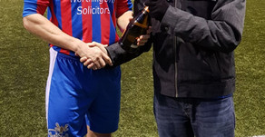 Mark Kelly PASC POTM