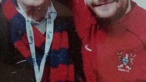 Rab Fullerton Passes at 94